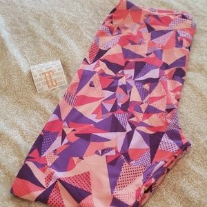 LuLaRoe Pants - NWT Lularoe Leggings TC